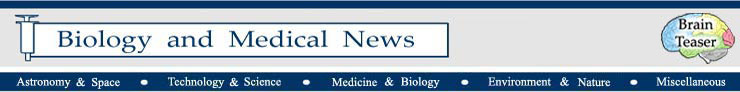 Biology Medical and Health News